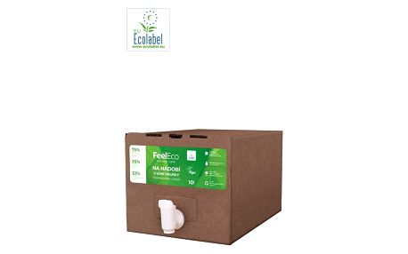 Feel Eco Na nádobí okurka Bag in Box 10l