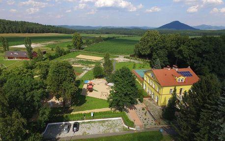 Národní park České Švýcarsko: Bynovecký Zámeček