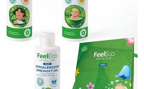 Feel Eco balíček hypoalergenní kosmetika Baby