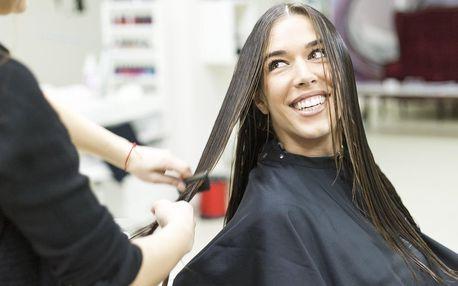 Detoxikační kúra na vlasy vč. masáže s možností střihu