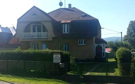 Kašperské Hory, Plzeňský kraj: Apartmány Mikeš