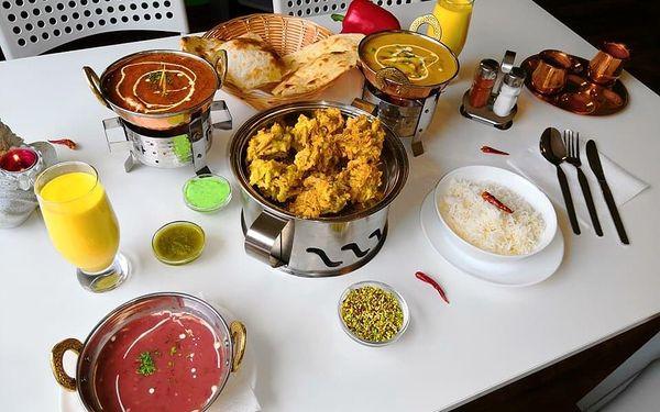 Indické menu pro dva5