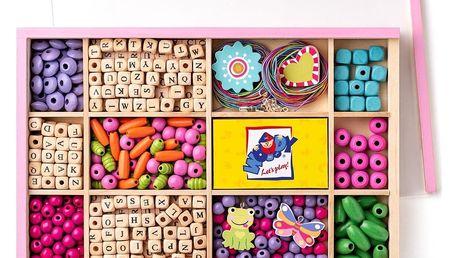 Woody Korálky ABC v krabičce