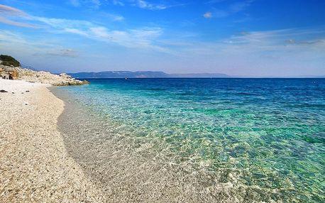 Zájezd Chorvatsko, Rabac   Jednodenní koupání   Oceněná pláž   Autobusový zájezd