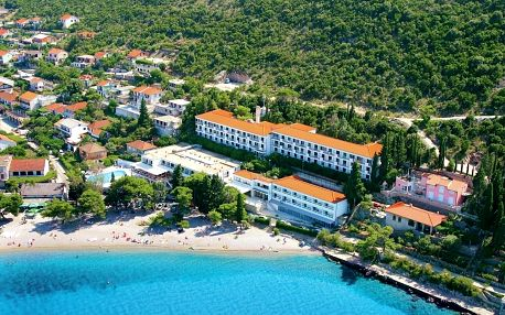 Chorvatsko, Pelješac   Hotel Faraon***   All inclusive s nápoji   Dítě do 11,99 let zdarma   Bazén