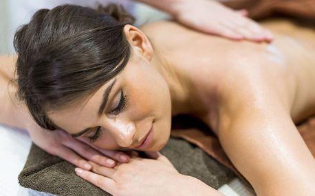 Dopolední masáže: zdravotní nebo levandulová