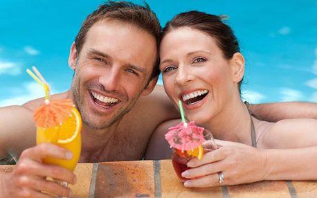 Romantický letní pobyt s wellness v Hradci Králové