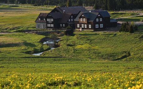 Jizerka, Liberecký kraj: Stará Pila - Jizerka