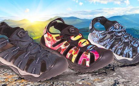 Dámské i pánské trekové sandály Rock Spring