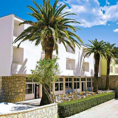 Hotel Palma, Střední Dalmácie