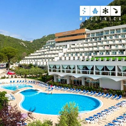 Hotel Narcis, Istrie