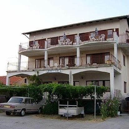 Privátní no name apartmány Sv. Petar, Severní Dalmácie