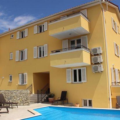 Villa Gorica, ostrov Krk