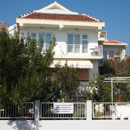 Villa Dusko, Jižní Dalmácie