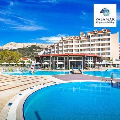 Hotel Valamar Corinthia, ostrov Krk