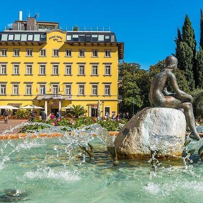 Grand Hotel Riva s polopenzí, Lago di Garda/jezero Garda