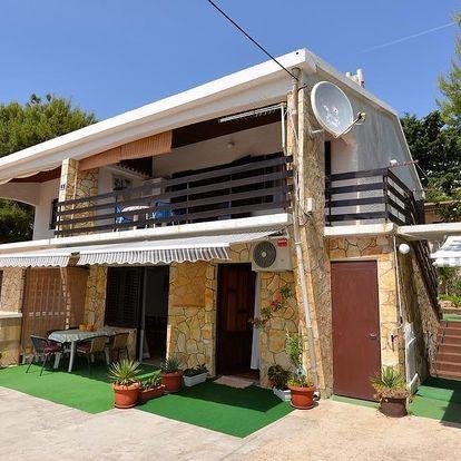 Apartmánový dům Danijela, Severní Dalmácie