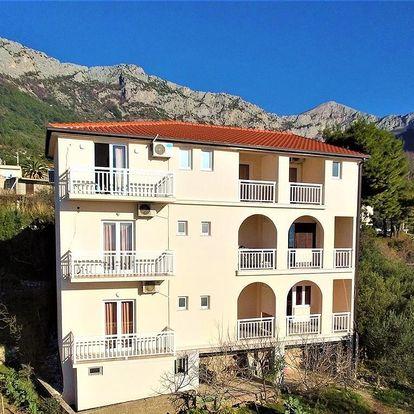 Villa Tina - pokoje s polopenzí, Střední Dalmácie