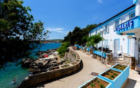 Depandance Villa Tamaris, ostrov Krk