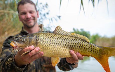 Sportovní rybolov: hodina nebo celodenní chytání