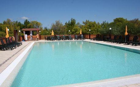 Villaggio Sabbiadoro, Apulie