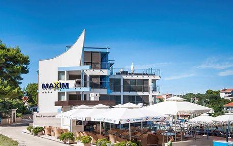 Hotel Maxim, Severní Dalmácie