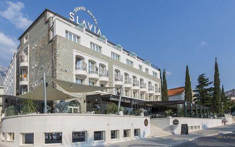 Grand Hotel Slavia, Střední Dalmácie