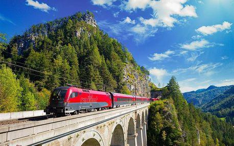 Krajem horské železnice s návštěvou Semmeringu 2021, Dolní Rakousko