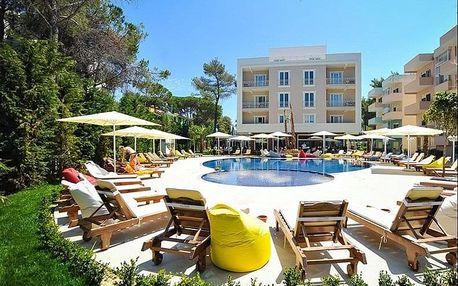 Hotel Sandy Beach, Severní Albánie