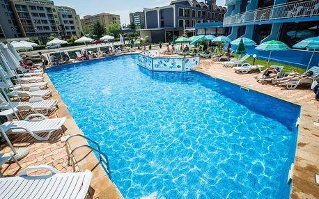 Hotel Bohemi, Slunečné Pobřeží