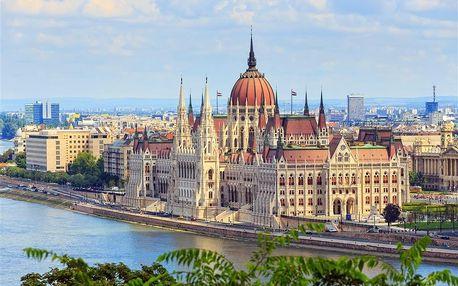 Romantická Budapešť 2021, Budapešť