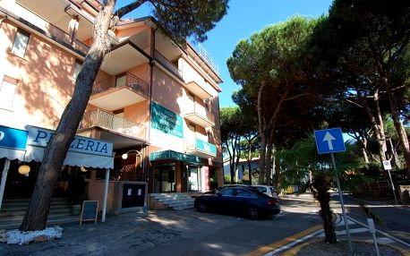 Apartmánový dům Zefrido, Veneto
