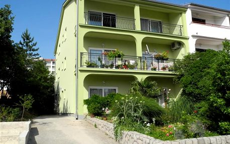 Apartmánový dům Dubravka, Kvarner