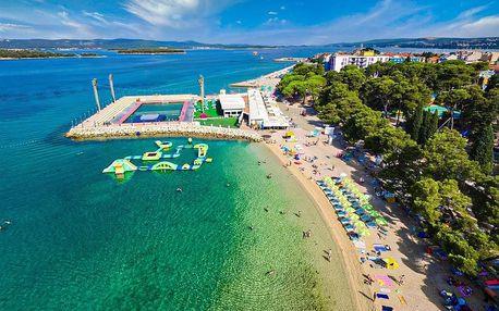 Hotel Ilirija, Severní Dalmácie