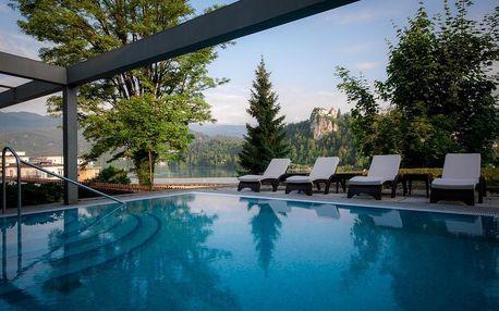 Hotel Rikli Balance, Jezero Bled