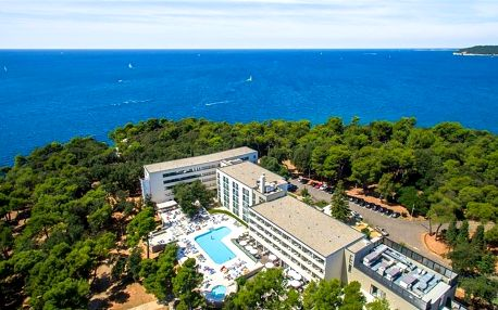 Hotel Park Plaza Arena, Istrie