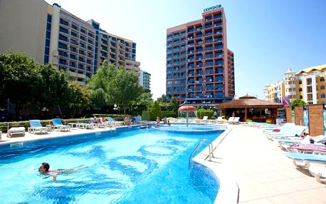 MPM Hotel Condor, Slunečné Pobřeží