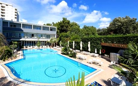 Hotel Dyrrah, Severní Albánie