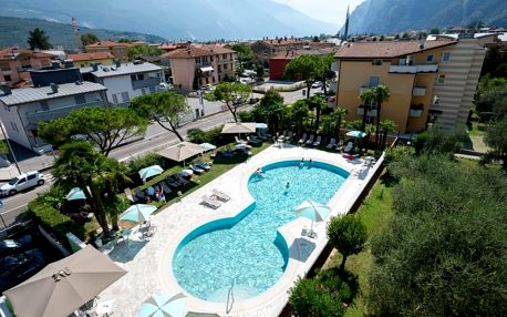 Hotel Bristol, Lago di Garda/jezero Garda