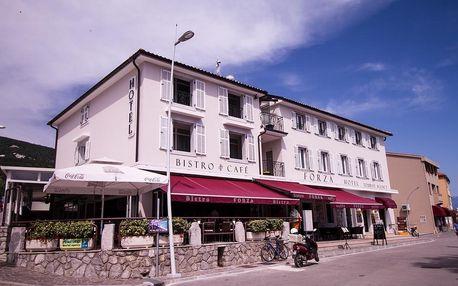 Hotel Forza, ostrov Krk