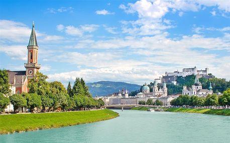 Mozartův Salzburg s návštěvou ZOO 2021, Salzbursko