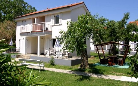 Ville Corinthia, ostrov Krk