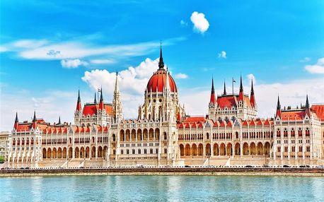 Budapešť, Ostřihom a zámek Gödöllö 2021