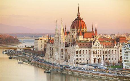 Jednodenní výlet za památkami do Budapešti 2021, Budapešť