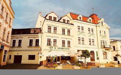 Lužické hory: Apartmány Slávie