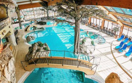 Oblíbený Bohinj Eco Hotel **** s vlastním aquaparkem