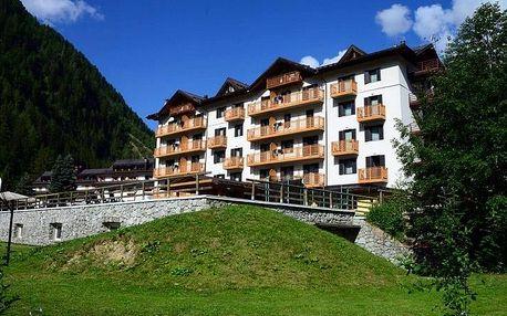 Hotel Cristallo – Pejo letní pobyty, Pejo