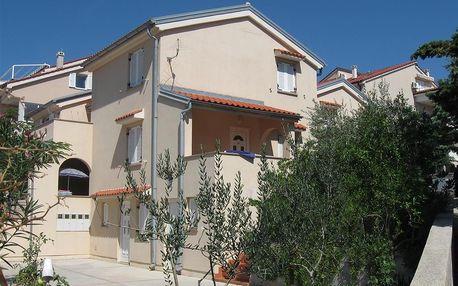 Apartmánový dům Franjo, Severní Dalmácie
