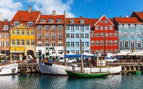 Kodaň, Öresundský most a Malmö 2021