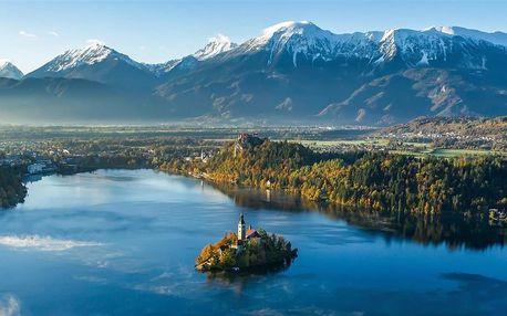 Jednodenní výlet k jezeru Bled, Jezero Bled